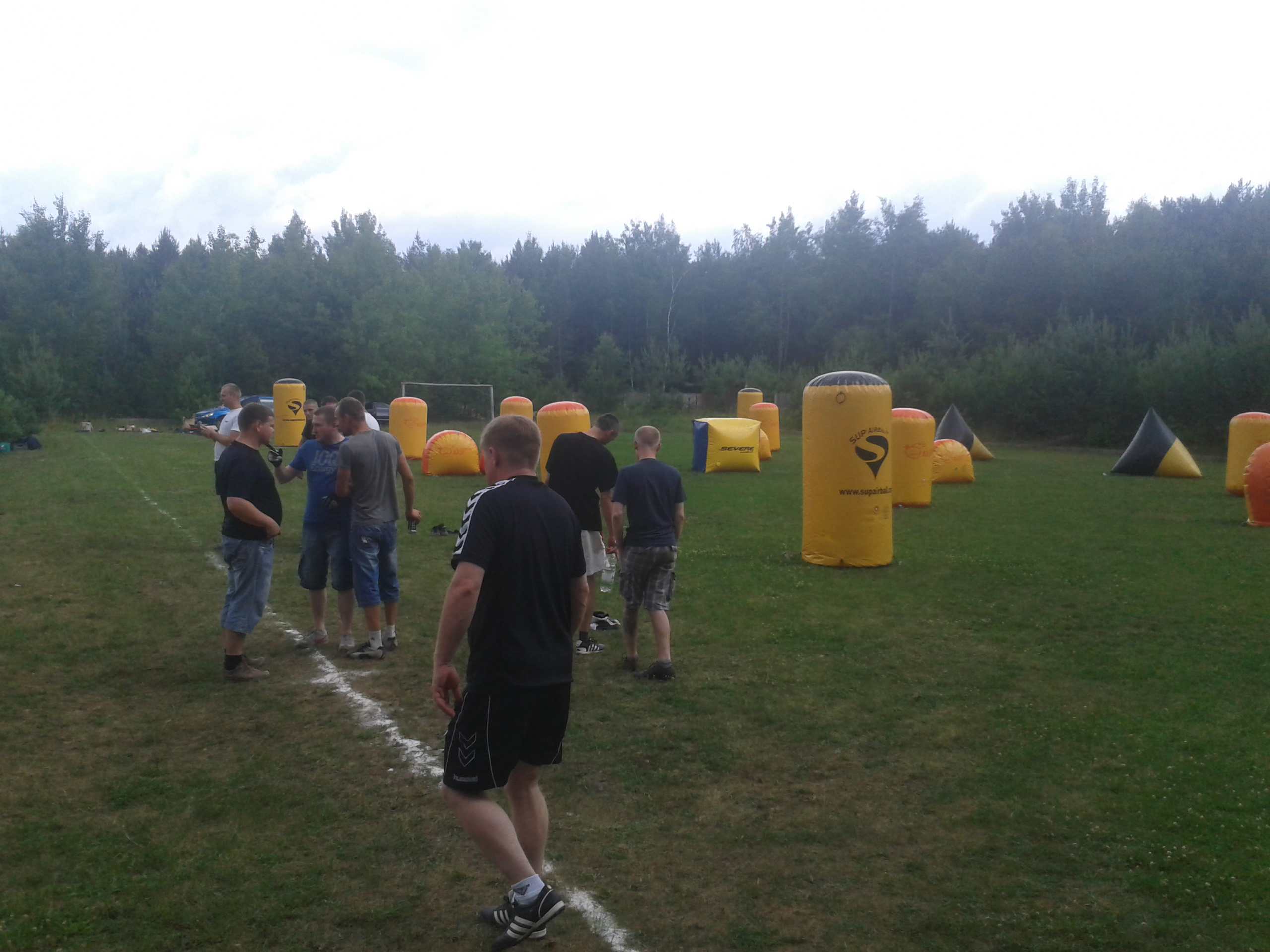 Imprezy Integracyjne w Grynwald