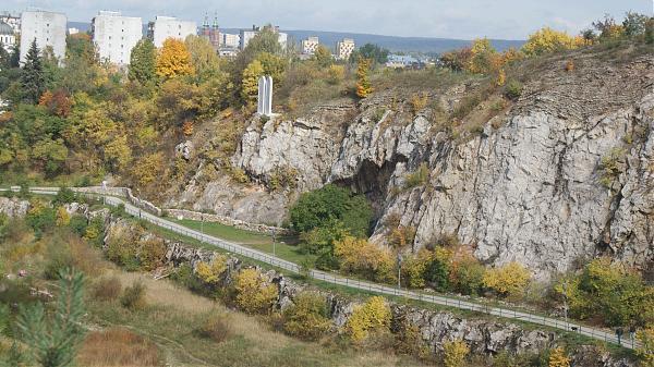 Rezerwat Kadzielnia- Kielce