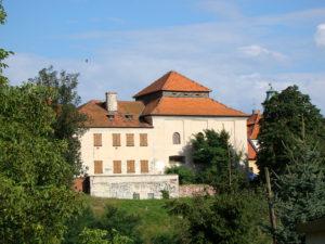 Sandomierz-Synagoga, góry świętokrzyskie